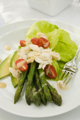 Charleston - South Carolina「Asparagus salad」:スマホ壁紙(2)