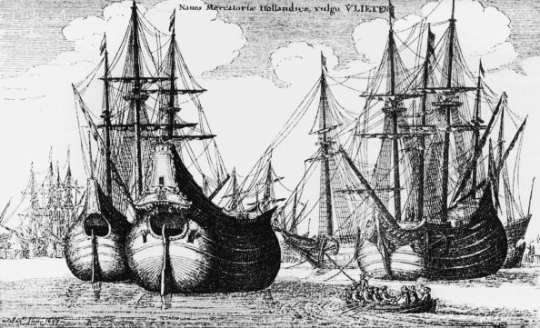 Dutch Culture「Big Bellied Ships」:写真・画像(13)[壁紙.com]