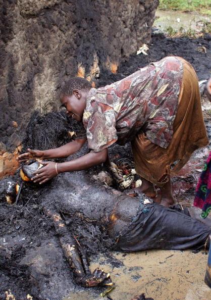 コンゴ民主共和国「Death In The Congo - Displaced Civilians Murdered In The Forest」:写真・画像(13)[壁紙.com]