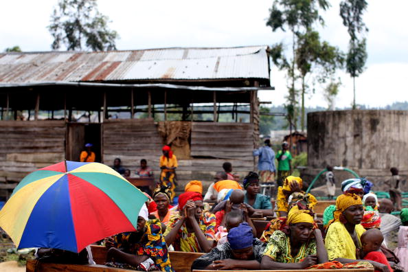 Place of Worship「UN To Send Aid To Displaced Congolese」:写真・画像(13)[壁紙.com]