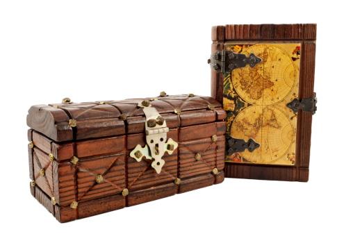 魔術師「Treasure Map」:スマホ壁紙(19)