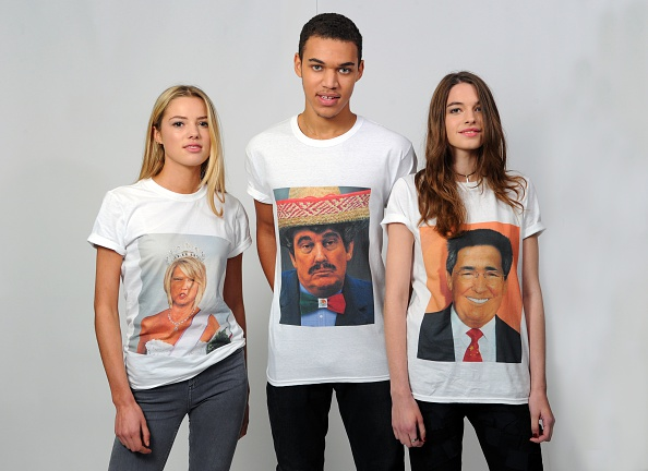 Eamonn M「Lyst Launches New Range Of Donald Trump T-Shirts Ahead of 2016 Election」:写真・画像(2)[壁紙.com]