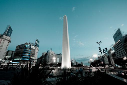 Buenos Aires「El Obelisko, symbol of Argentina」:スマホ壁紙(6)