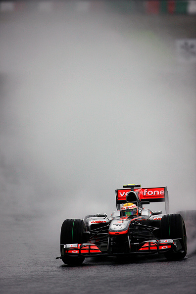 Japanese Formula One Grand Prix「Lewis Hamilton, Grand Prix Of Japan」:写真・画像(11)[壁紙.com]
