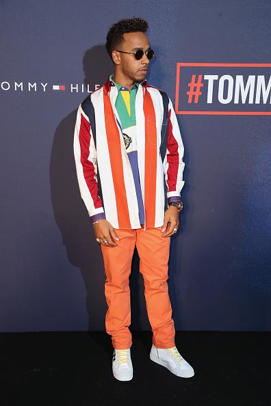 London Fashion Week「Tommy Hilfiger TOMMYNOW Fall 2017 - Front Row & Atmosphere」:写真・画像(2)[壁紙.com]