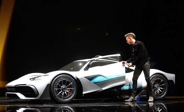 乗り物・交通「Frankfurt Auto Show 2017」:写真・画像(13)[壁紙.com]