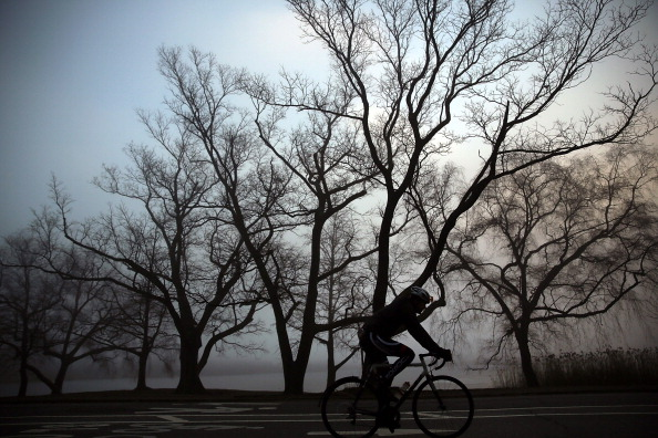 Brooklyn - New York「Fog Descends On New York City」:写真・画像(14)[壁紙.com]