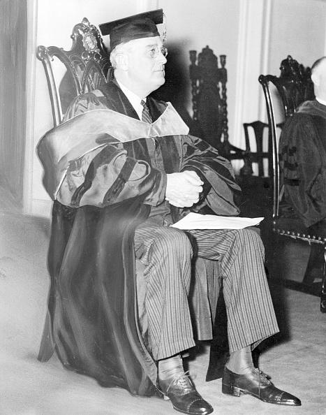 Franklin Roosevelt「Roosevelt In Robes」:写真・画像(15)[壁紙.com]