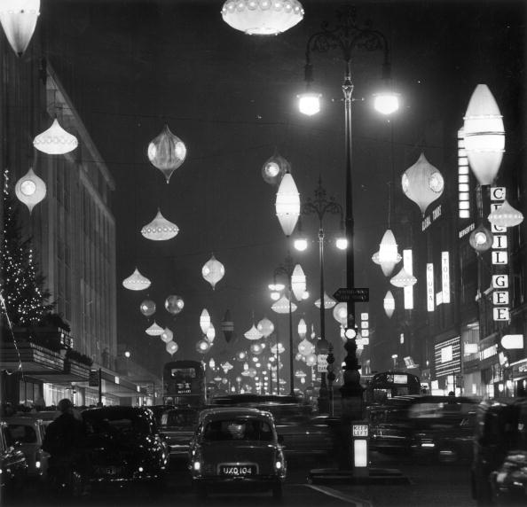 Oxford Street - London「Christmas Lights」:写真・画像(2)[壁紙.com]