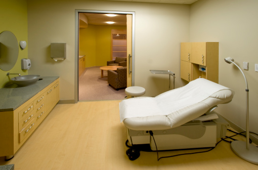 Doctor's Office「Examination room, medical building」:スマホ壁紙(17)