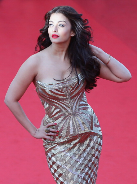 "Aishwarya Rai「""Two Days, One Night"" Premiere - The 67th Annual Cannes Film Festival」:写真・画像(17)[壁紙.com]"