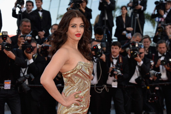 "Aishwarya Rai「""Two Days, One Night"" Premiere - The 67th Annual Cannes Film Festival」:写真・画像(16)[壁紙.com]"