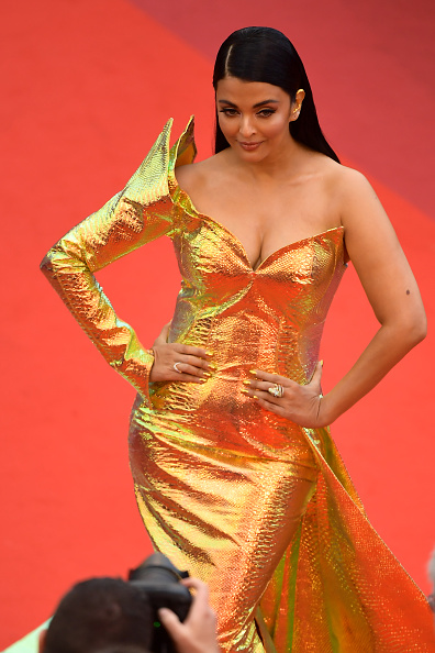 "Aishwarya Rai「""A Hidden Life (Une Vie Cachée)"" Red Carpet - The 72nd Annual Cannes Film Festival」:写真・画像(18)[壁紙.com]"