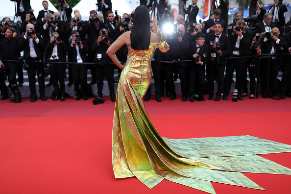 "Aishwarya Rai「""A Hidden Life (Une Vie Cachée)"" Red Carpet - The 72nd Annual Cannes Film Festival」:写真・画像(12)[壁紙.com]"