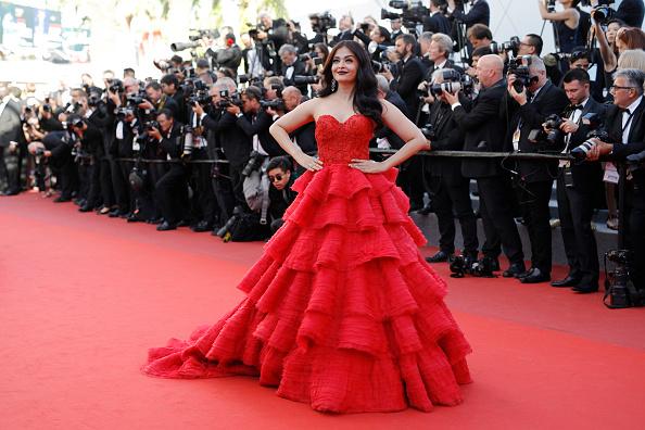 "Aishwarya Rai「""120 Beats Per Minute (120 Battements Par Minute)"" Red Carpet Arrivals - The 70th Annual Cannes Film Festival」:写真・画像(15)[壁紙.com]"
