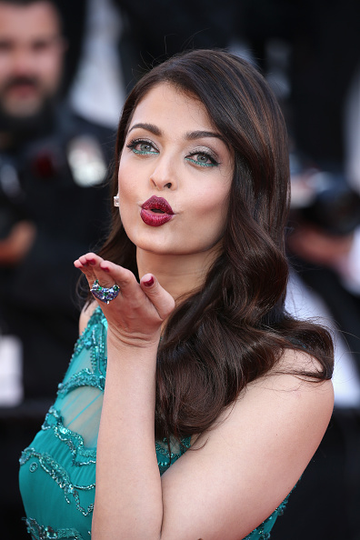 "Aishwarya Rai「""Carol"" Premiere - The 68th Annual Cannes Film Festival」:写真・画像(8)[壁紙.com]"
