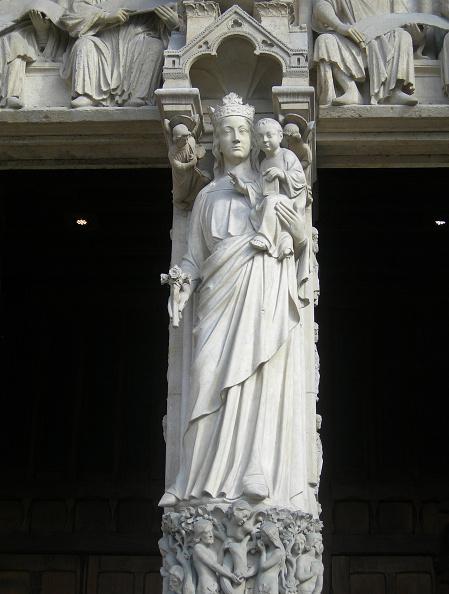 Gothic Style「Notre-Dame De Paris」:写真・画像(17)[壁紙.com]