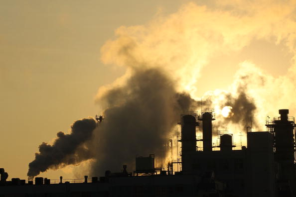 Fumes「Climate Change And Global Pollution To Be Discussed At Copenhagen Summit」:写真・画像(12)[壁紙.com]