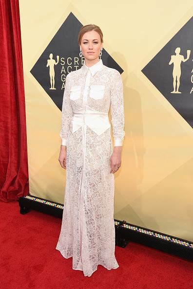 Yvonne Strahovski「24th Annual Screen Actors Guild Awards - Red Carpet」:写真・画像(12)[壁紙.com]