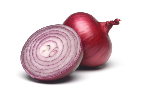 Onion「Red onion slice」:スマホ壁紙(1)