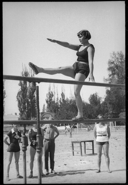 Medium Group Of People「Gymnast Girl」:写真・画像(9)[壁紙.com]