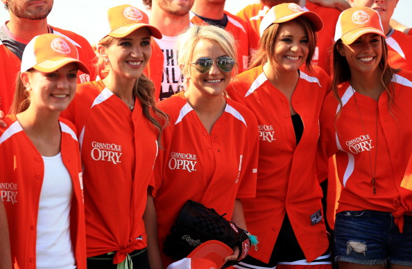 Jamie Lynn Spears「City of Hope Celebrity Softball Game at CMA Festival - Arrivals」:写真・画像(3)[壁紙.com]