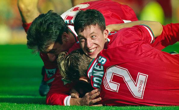 Liverpool - England「Robbie Fowler」:写真・画像(17)[壁紙.com]