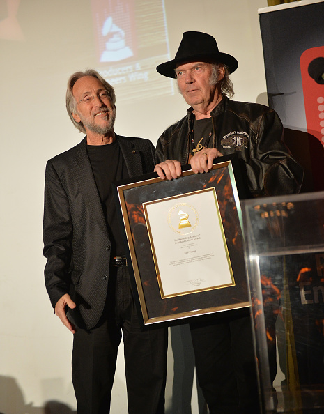 National Academy of Recording Arts and Sciences「The Recording Academy Producers & Engineers Wing Presents 7th Annual GRAMMY Week Event Honoring Neil Young - Inside」:写真・画像(16)[壁紙.com]