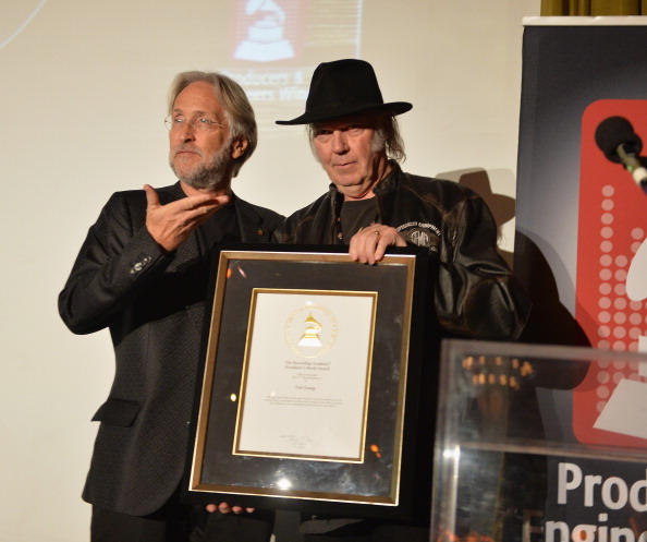 National Academy of Recording Arts and Sciences「The Recording Academy Producers & Engineers Wing Presents 7th Annual GRAMMY Week Event Honoring Neil Young - Inside」:写真・画像(17)[壁紙.com]