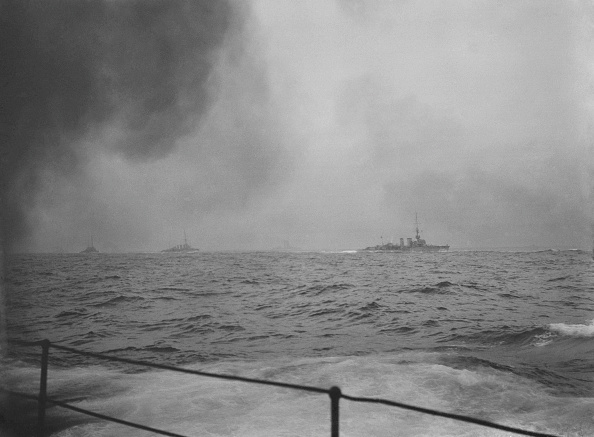 Horror「Fleet At Battle Of Jutland」:写真・画像(11)[壁紙.com]
