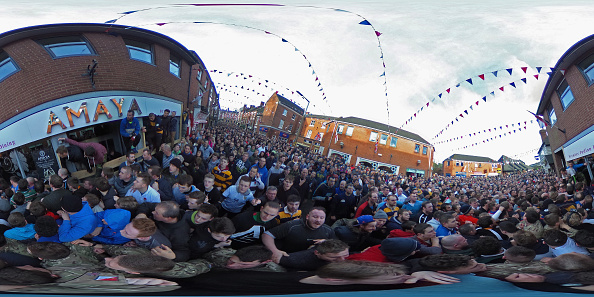 Tradition「Annual Shrovetide Football Match Takes Place In Ashbourne」:写真・画像(12)[壁紙.com]