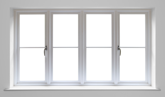 Window Frame「white wooden window」:スマホ壁紙(10)