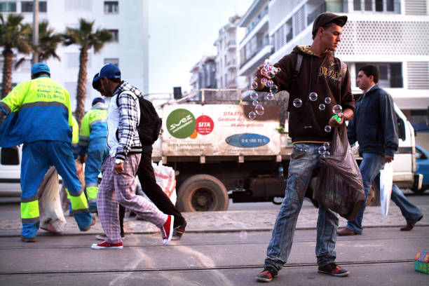 In The Shadow Of North African Rebellions, Poverty And Unemployment:ニュース(壁紙.com)