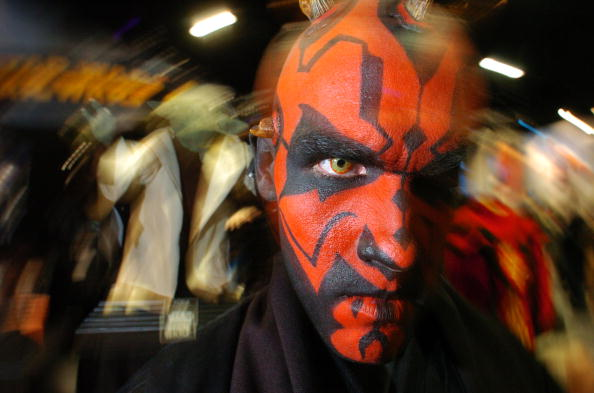 Star Wars「Comic Book Fans Flock To Colorful Convention」:写真・画像(11)[壁紙.com]