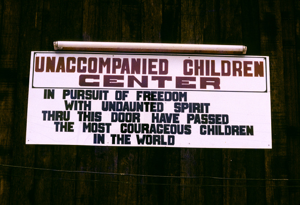 Door「Unaccompanied Children Centre」:写真・画像(17)[壁紙.com]