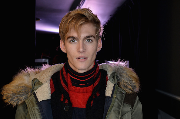 London Fashion Week「Tommy Hilfiger TOMMYNOW Fall 2017 -  Backstage」:写真・画像(16)[壁紙.com]
