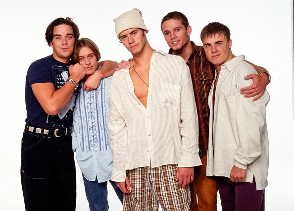 1990-1999「Take That」:写真・画像(11)[壁紙.com]