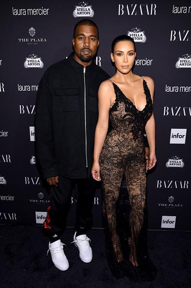 "Kim Kardashian「Harper's Bazaar Celebrates ""ICONS By Carine Roitfeld"" Presented By Infor, Laura Mercier, And Stella Artois - Arrivals」:写真・画像(6)[壁紙.com]"