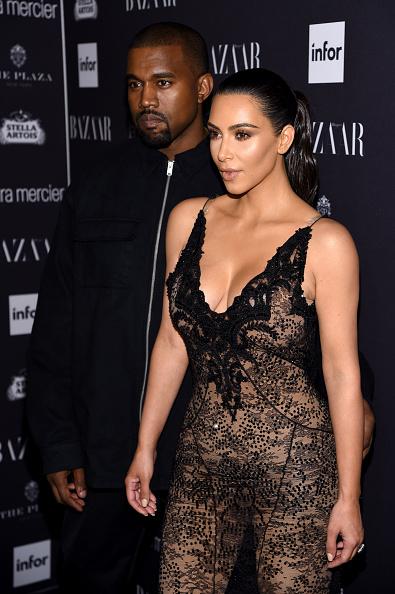"Kim Kardashian「Harper's Bazaar Celebrates ""ICONS By Carine Roitfeld"" Presented By Infor, Laura Mercier, And Stella Artois - Arrivals」:写真・画像(19)[壁紙.com]"