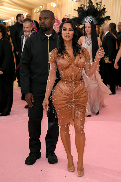 Kim Kardashian「The 2019 Met Gala Celebrating Camp: Notes on Fashion - Arrivals」:写真・画像(18)[壁紙.com]