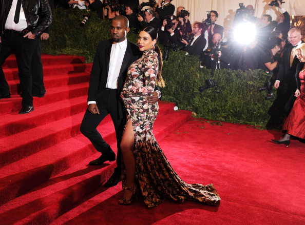 "Kim Kardashian「""PUNK: Chaos To Couture"" Costume Institute Gala」:写真・画像(2)[壁紙.com]"
