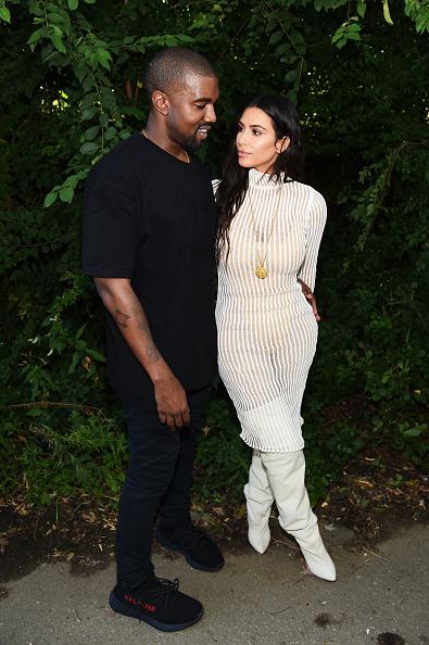 ニューヨークファッションウィーク「Kanye West Yeezy Season 4 - Front Row/Arrivals」:写真・画像(5)[壁紙.com]