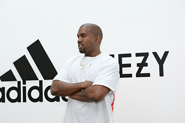Adidas「adidas + KANYE WEST New Partnership Announcement」:写真・画像(0)[壁紙.com]