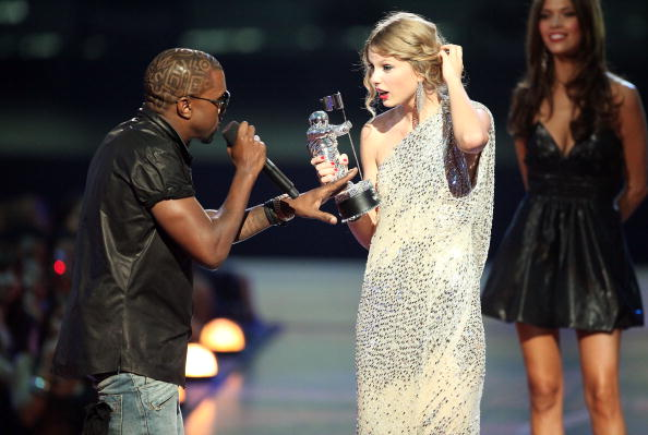 Taylor Swift「2009 MTV Video Music Awards - Show」:写真・画像(7)[壁紙.com]