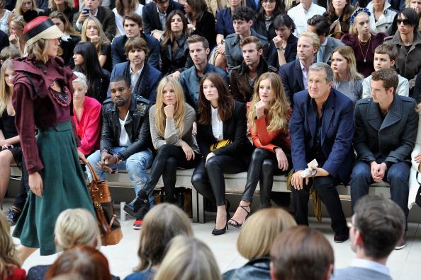 テニス選手 アンディ・マレー「Burberry Spring Summer 2012 Womenswear Show - Front Row」:写真・画像(16)[壁紙.com]