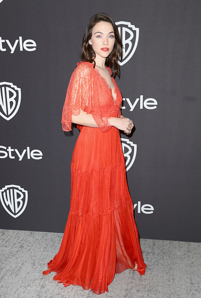 Wide Sleeved「InStyle And Warner Bros. Golden Globes After Party 2019 - Arrivals」:写真・画像(2)[壁紙.com]