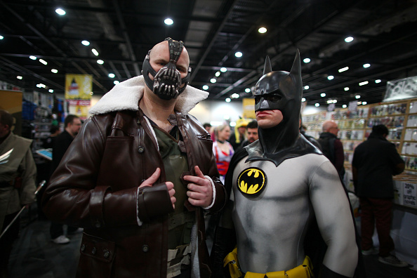 Jordan Mansfield「Enthusiasts Enjoy The Exhibits At Super Comic Convention In London」:写真・画像(7)[壁紙.com]