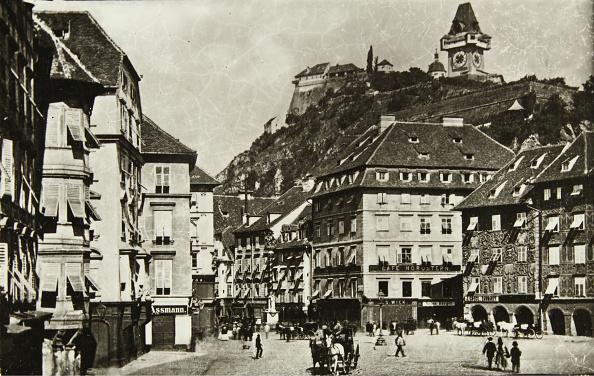 Graz「Main Square Of Graz」:写真・画像(3)[壁紙.com]