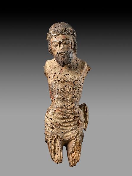 Gray Background「Figure Of Christ Crucified」:写真・画像(13)[壁紙.com]