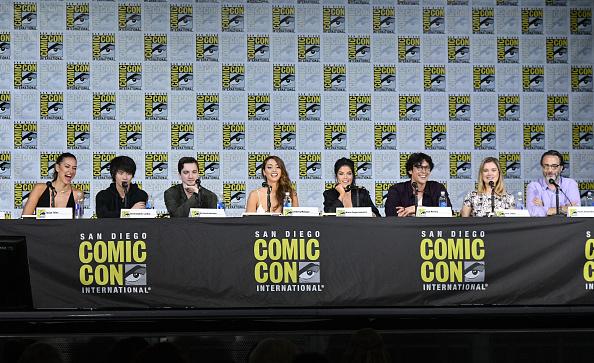 "Comic con「Comic-Con International 2017 -  ""The 100"" Panel」:写真・画像(2)[壁紙.com]"